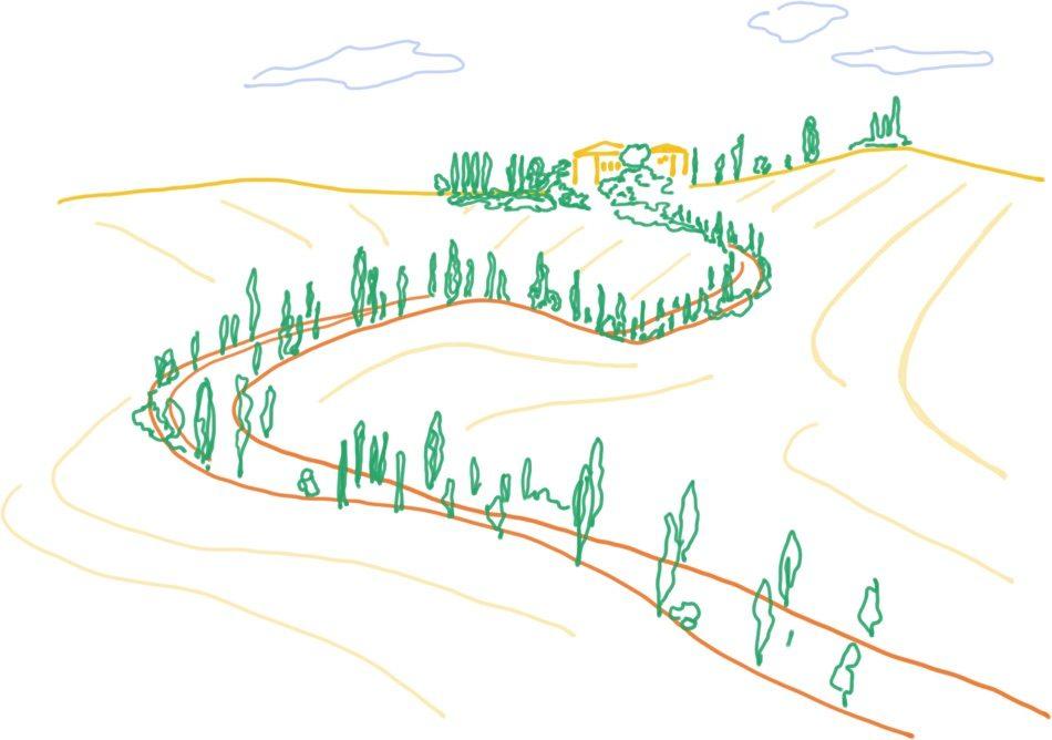 Siena Sketch